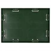 Screwable Faceplate 5'' x 7'' (Green)