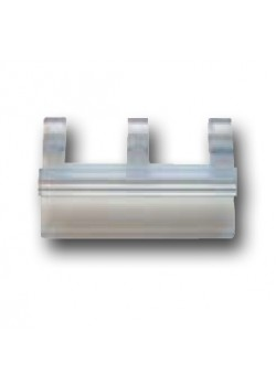 Label holder Tray clips