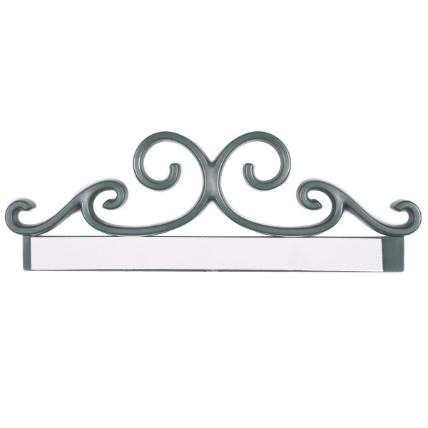 Sign holder Embellishement 11'' (Green)