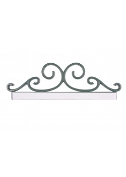 Sign holder Embellishement 8 1/2'' (Green)