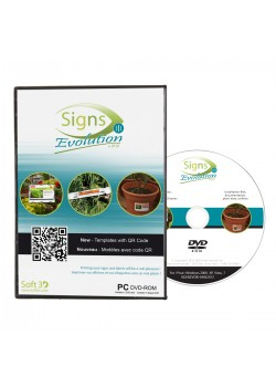 Signage software Signs Evolution III ver, 07.01